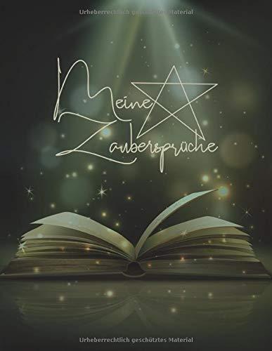 Meine Zaubersprüche (Zauberbücher – Meine Zaubersprüche, Band 1)
