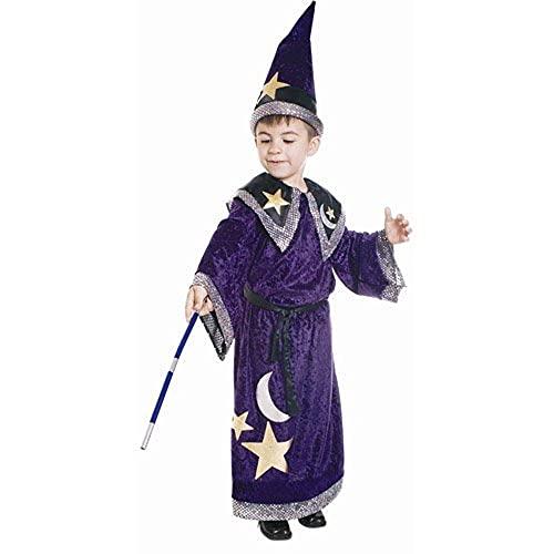Dress Up America Magischer Zauberer-Kostüm für Kinder