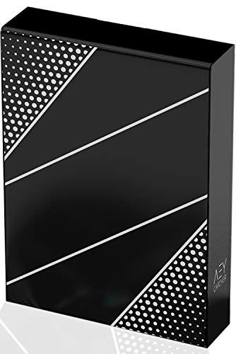 AEY Catcher® Kartendeck (Vibrant Edition) Premium Qualität - Spielkarten Poker - (Lange Haltbarkeit)...