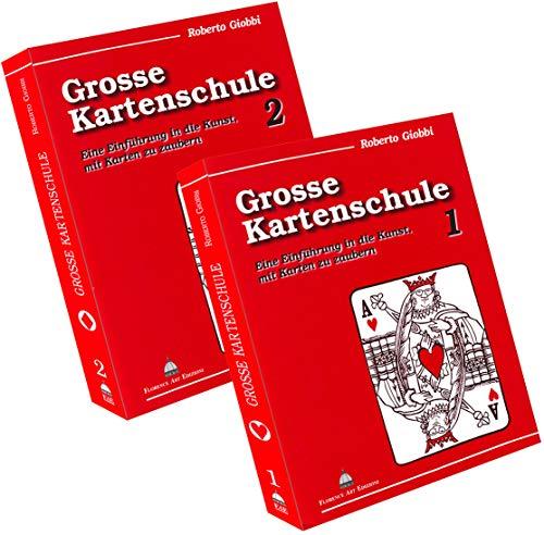 Unbekannt Grosse Kartenschule 1+2 von Roberto Giobbi