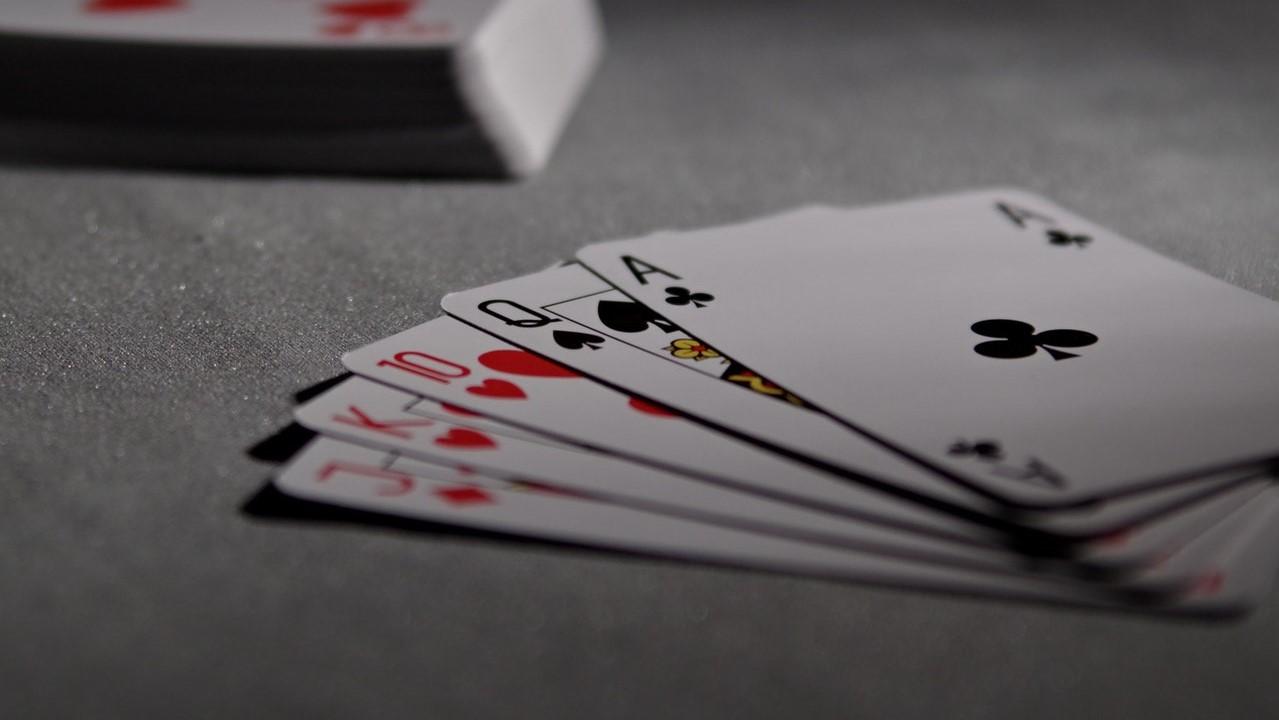 Kartentrick: Gerade und ungerade