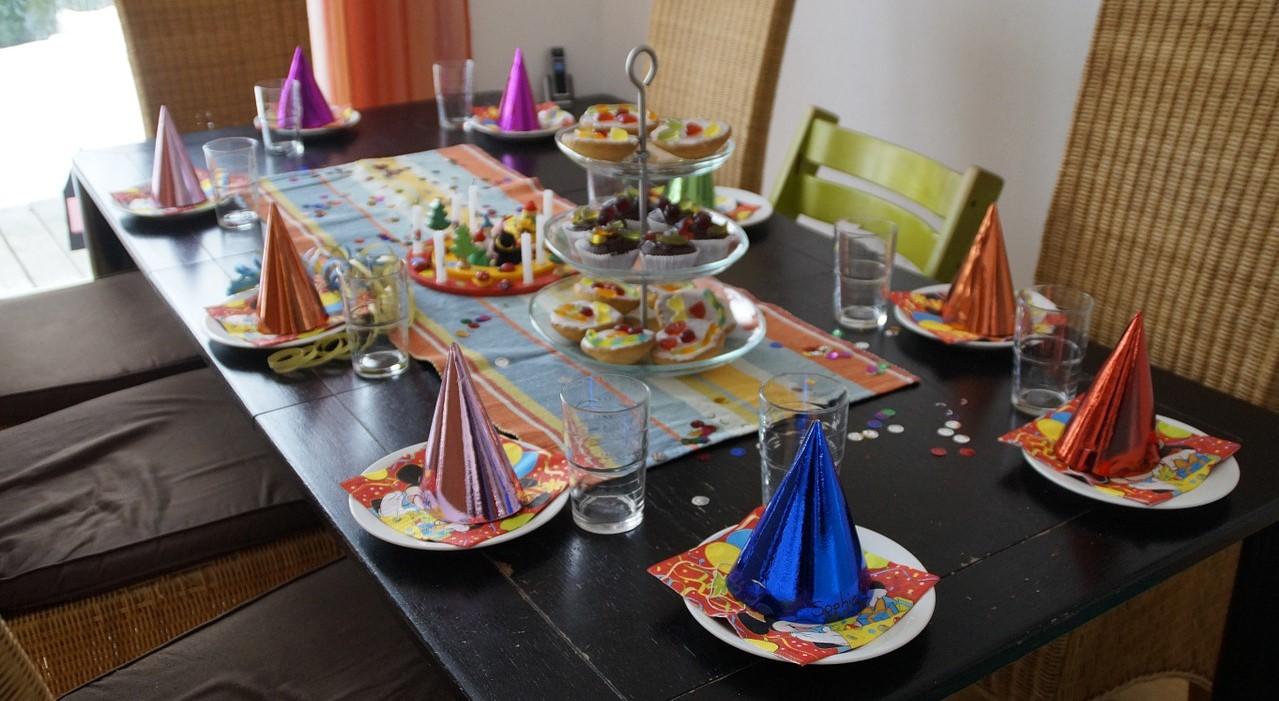 Mit der richtigen Dekoration wird jede Geburtstagsparty zu einem magischen Erlebnis!