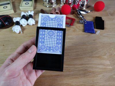 Karten-Verschwinde-Box 1