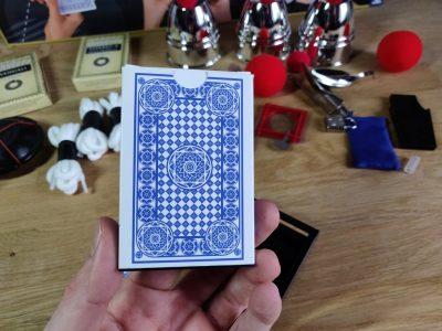 Karten-Verschwinde-Box 2