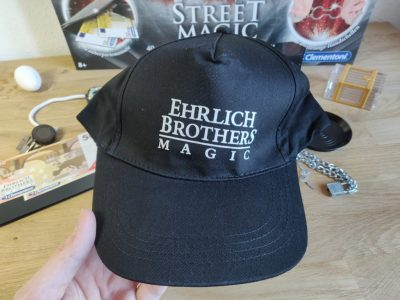 Ehrlich Brothers Basecap