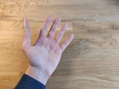 Handbewegung 1