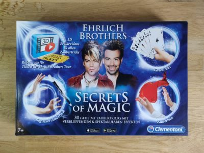 Secrets of Magic Vorderseite