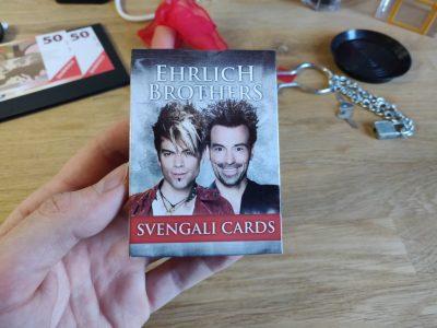 Ehrlich Brothers Svengali Kartendeck