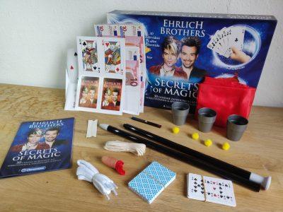 Zauberkasten von Ehrlich Brothers - Secrets of Magic